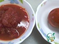 Желированный соус из квашеных помидоров ингредиенты