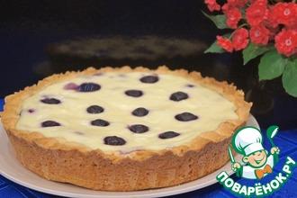 Рецепт: Пирог Летняя зима