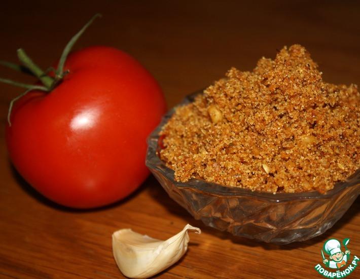 Рецепт: Ореховая соль