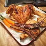 Курица пери-пери и запеченные овощи Осенние