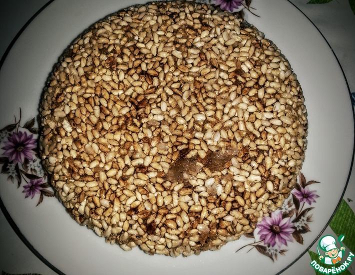 Рецепт: Козинаки из риса