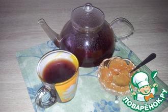 Рецепт: Янтарный яблочный конфитюр