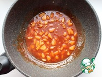 Куриное филе под яблочным барбекю-соусом ингредиенты