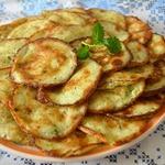 Кабачково-творожные оладьи – кулинарный рецепт