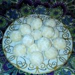 Печенье песочное Снежные шарики