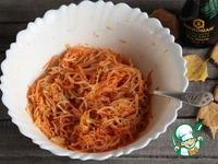 Голубцы из нори Кореяночка ингредиенты