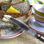Хлеб манно-маковый к завтраку
