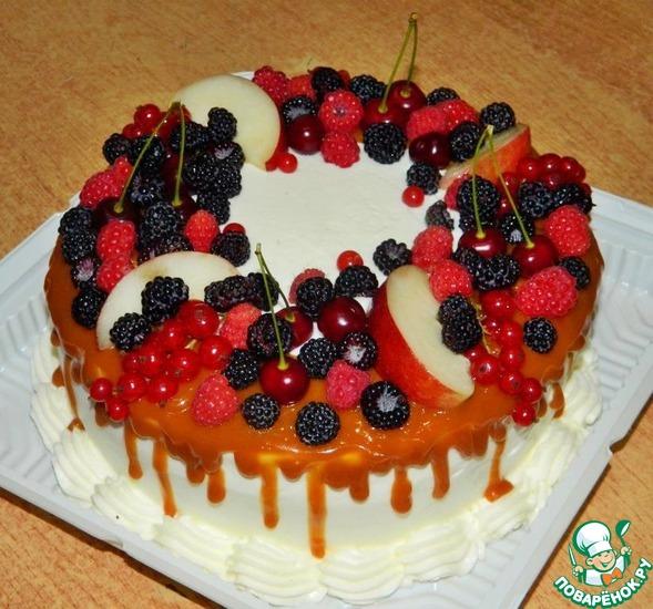Домашние торты!