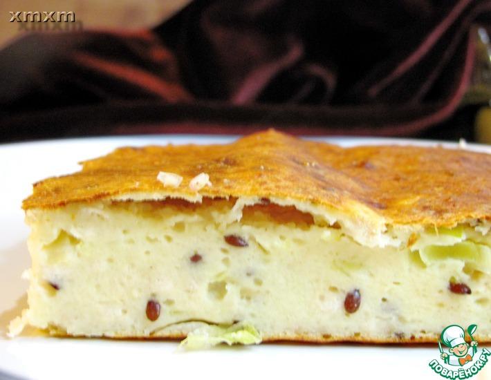 Рецепт: Пирог куриный Для Оксаны