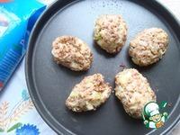 Котлеты гречневые с капустой ингредиенты