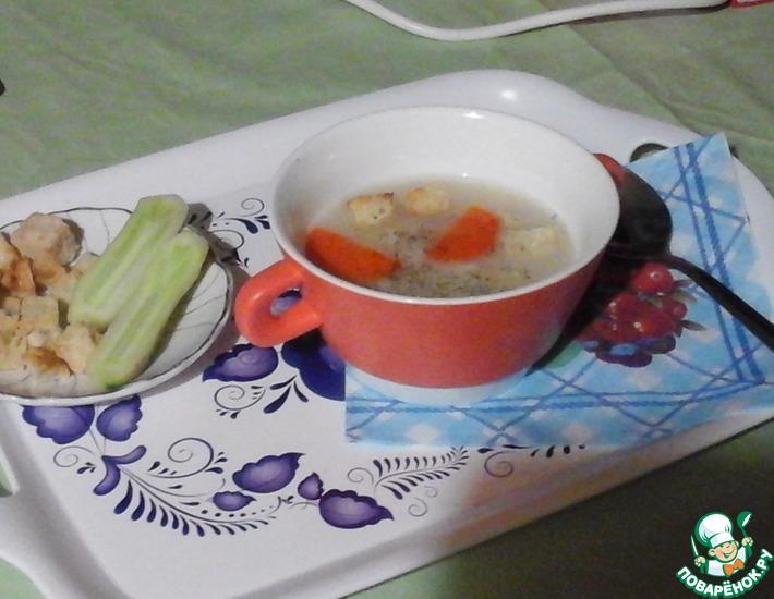 вкусный овощной суп рецепт без обжарки