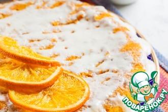 Рецепт: Манная запеканка с тыквой и морковью