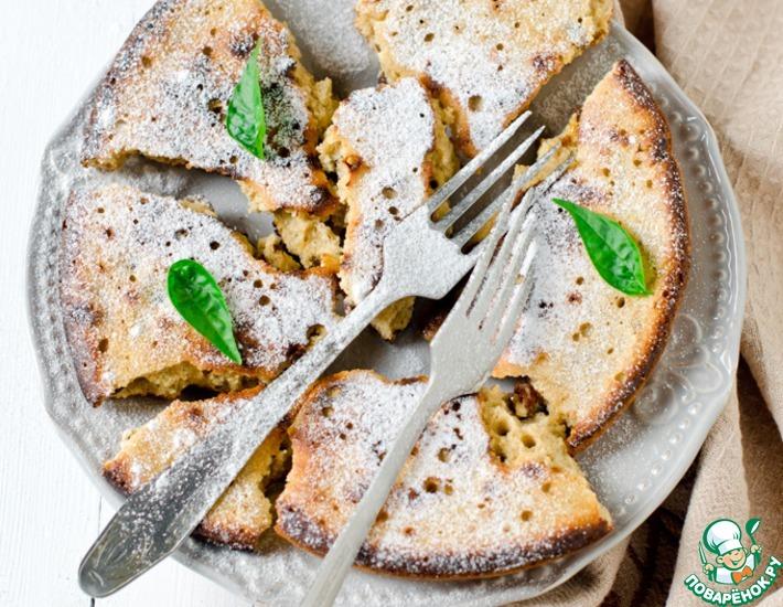 Рецепт: Баварский блинный омлет