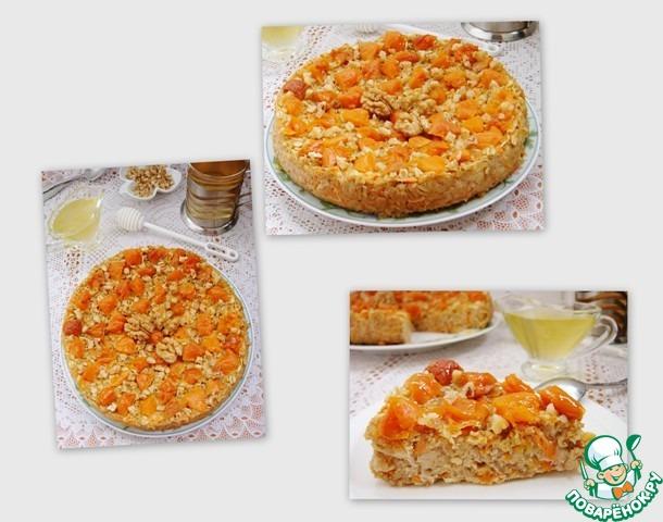 морковно овсяная запеканка