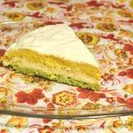 Овощной торт Светофор