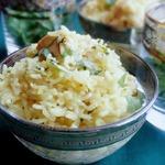 Курица с рисом в пряном маринаде