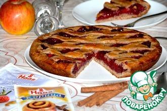 Рецепт: Линцский тарт