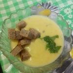 Тыквенный крем-суп для всей семьи