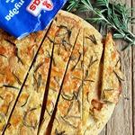 Шотландское печенье Шортбред с розмарином