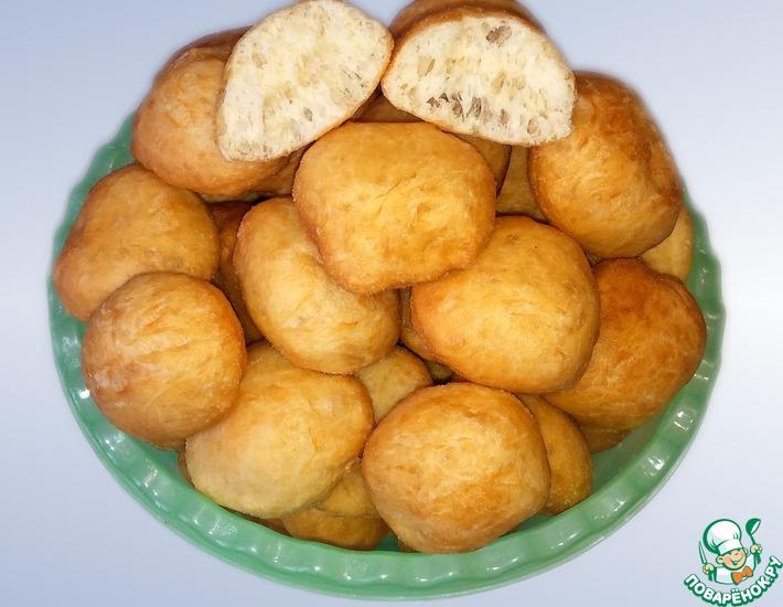 Рецепт: Баурсаки по-казахски