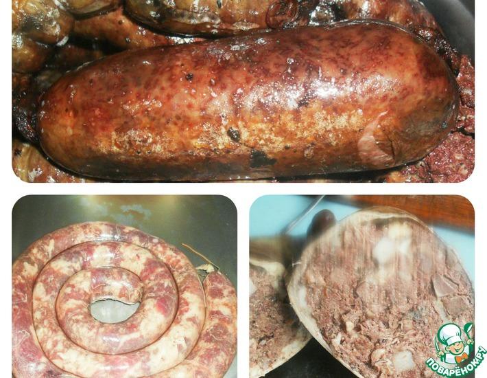 колбаса из легкого рецепт жж