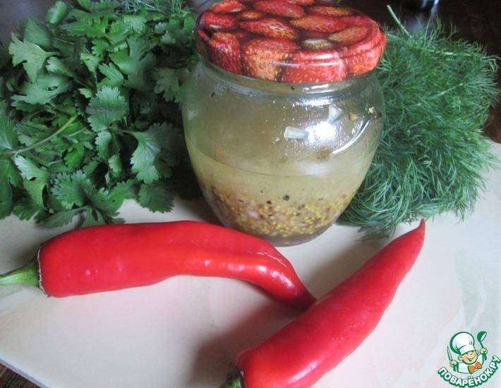 Рецепт: Универсальная заправка для салатов