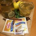 Лимонный чайный напиток Свежесть