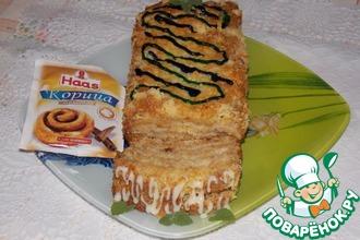 Рецепт: Яблочный пирог по-болгарски