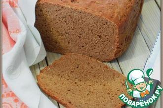 Рецепт: Ржаной хлеб Дивенский