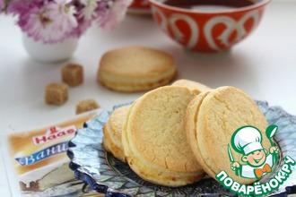 Рецепт: Печенье с творогом Шолпан