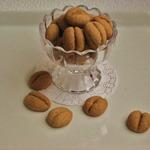 Кофейное печенье Курабье