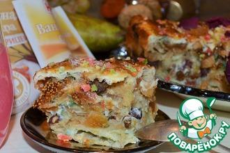 Рецепт: Египетский десерт Умм Али