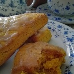 Полезные сконы на закваске – кулинарный рецепт