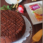Шоколадный манник с шоколадной начинкой Шокоман