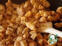 Энчиладос с курицей ингредиенты