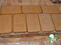 Творожный тортик из печенья ингредиенты