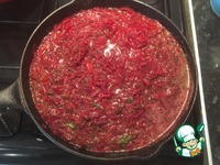 Борщ от Jelly Russian ингредиенты
