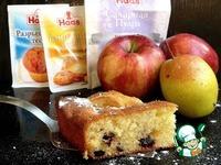 """Яблочный творожный пирог """"Деревенский"""" ингредиенты"""