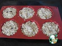 Десертные гречаники с творогом ингредиенты