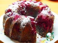Вишневый кекс с маком ингредиенты