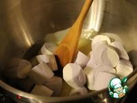 Пончики в глазури из маршмеллоу ингредиенты