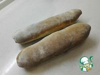 Рецепт Чесночные багеты