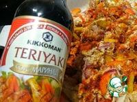 Супер-спагетти с куриным фаршем ингредиенты