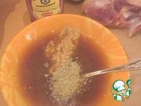 Свиная рулька в цитрусовом маринаде ингредиенты