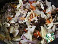 """Салат грибной """"Осень в банке"""" ингредиенты"""