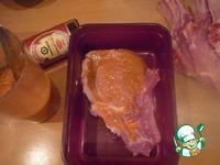 Свинина в томатно-сливовом маринаде ингредиенты