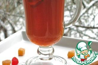 Рецепт: Турецкий яблочный чай