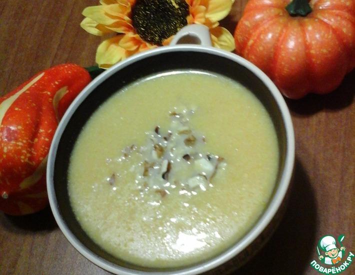 Рецепт: Суп-пюре по-ниагарски