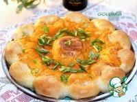 Куриный дип Буффало с булочками ингредиенты