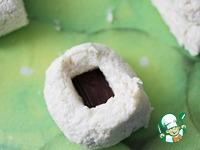 Творожно-рисовые биточки с шоколадом ингредиенты
